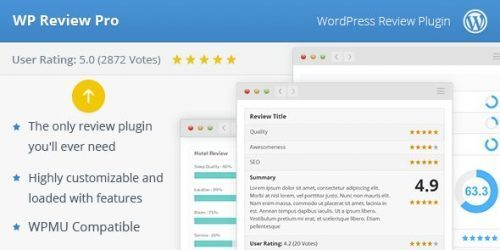MyThemeShop – WP Review Pro