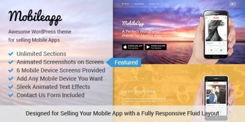 MyThemeShop – MobileApp