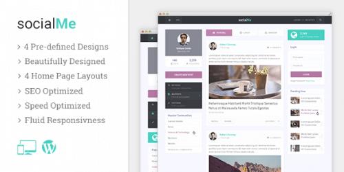 MyThemeShop – socialMe