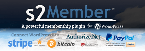 s2Member Pro Version – A Powerful Membership Plugin For WordPress (Including Additional Features & Extras)