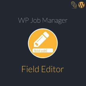 WP Job Manager – Field Editor